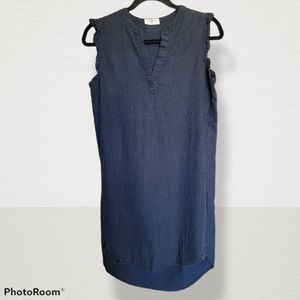 Adorable Navy 4our Dreamers dress, small